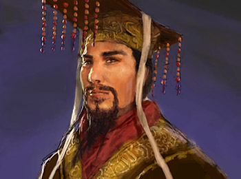 Huangdi Portrait for AoMEE